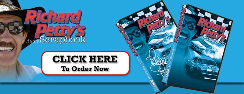 Richard Pettys Audio Scrapbook
