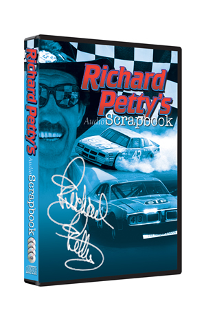 Richard Petty's Audio Scrapbook (Autographed)